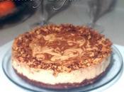 Walnut Caramel Swirl Cake
