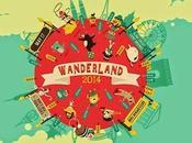 Wanderland Festival 2014: Excited #WonderfullAllStars!