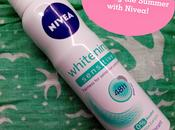 Surviving Summer: Nivea Whitening Sensitive Deodorant Review