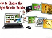Choose Right Website Builder