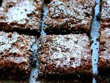 Chocolate, Walnut Cranberry Brownies