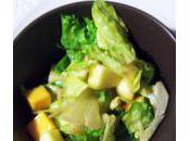 Wednesdays Unplugged Apple-Cheddar Tossed Salad with Honey Dressing