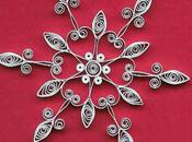 Quilled Snowflake Patterns