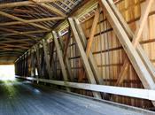 Indiana Covered Bridges: Busching Bridge Versailles