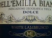 Tuesday Tasting: Lambrusco Dell'Emilia Blanco