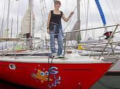Solo Sailing Update: Laura Crosses Indian Ocean