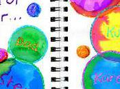 """""""Thankful"""" Bubbles Journal Page"""