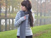 Outfit Grey Knit