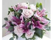 Flowers Today Because Funeral