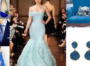 Decorating Ideas Blue Wedding Reception