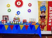 Daniel Tiger Birthday Party Part