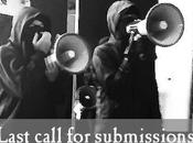 Last Call Submissions Next Earth First! Journal Issue