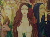 Wise Woman Traditions: Maiden, Mother, Crone Moving Through Many Moons Womanhood