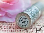 Lily Lolo Natural Lipstick: French Flirt!