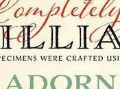 Adorn Font Laura Worthington