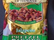 Today's Review: Snyder's Jalapeño Pretzel Pieces