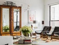 Design Diary: Leather District Loft Michael Ferzoco