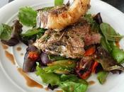 Marinated Lamb Slow Roasted Tomato Salad Recipe