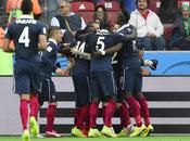 Benzema Valbuena Shine France Demolish Honduras
