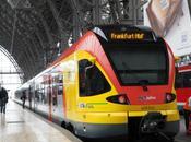 ドイツ鉄道が揃い組,フランクフルトにて。/ Deutsche Bahn, Frankfurt Station