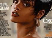 Rihanna Glamour Magazine, Germany, July 2014