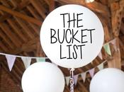 Bride Groom Bucket List Idea
