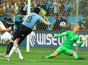 Suarez Double Lifts Uruguay Past England