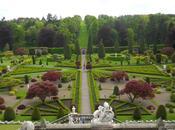 Drummond Castle Gardens, Perthshire