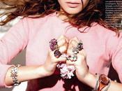 Mona Johannesson Elle Magazine, Italy, July 2014
