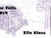 Blog Tour Elle Klass Author Snow Falls