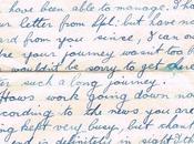 """Joe's Letters, WWII: """"Tickets Panto"""""""