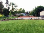 Ideas Landscaping with Gravel/Rocks Ground Cover.