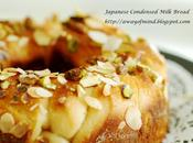 Japanese Condensed Milk Bread 日式练乳面包