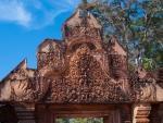 Banteay Srei, Angkor, Siem Reap, Cambodia Jewel Khmer