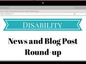 June Disability News Blog Post Round-Up