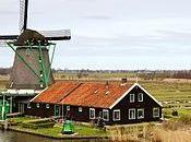 Countryside Windmills Holland