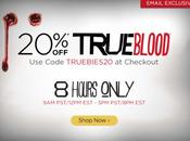 True Blood Items Hours Only