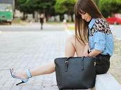 Denim Leather {Summer Version}
