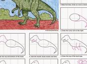 Draw T-Rex