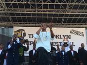 Video: Electronica Brings Cole, Miller Brooklyn Hip-Hop Fest!
