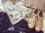 Boyfriend Jeans Summer Florals WIWT