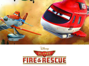 Flying Friday Disney's Planes: Fire Rescue Movie Ticket}