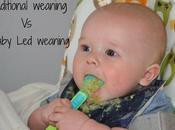 Baby Weaning Traditional