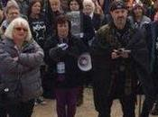 Hundreds-Strong 'Badger Army' March Gloucestershire Against Cull