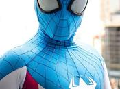 Spectacular Captain America Spider-Man Mashup Cosplay
