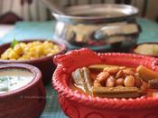 Mochakottai Kuzhambu Fried Beans