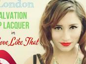 Taylor Swift Inspired Outfit Look Featuring Makeup Revolution Salvation Lacquer Love Like That