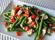 Green Bean Cherry Tomato Salad