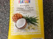 Today's Review: Marks Spencer Pineapple, Coconut White Chocolate Cookies