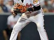 Manny Machado Does Thing Baseball Field.